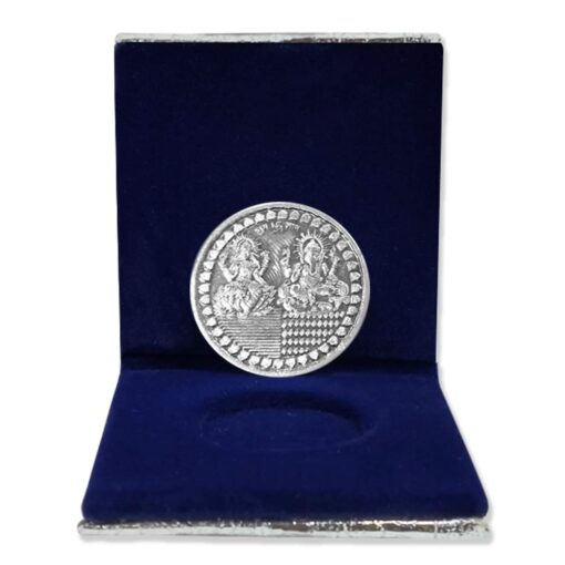 10 Grams Silver Plated Coin (1 pcs)