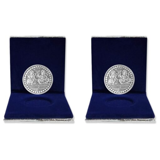 10 Grams Silver Plated Coin (2 pcs)