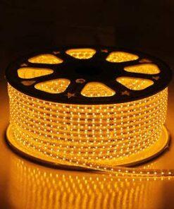 Warm White LED Strip Rope